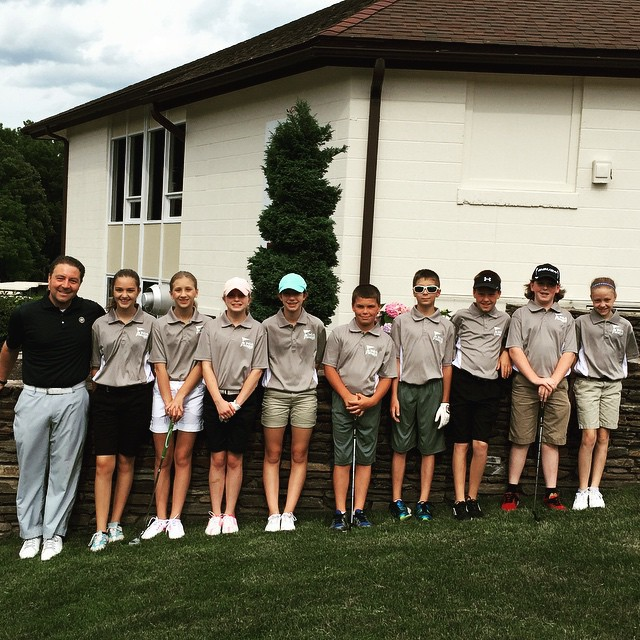 2015 NRGC PGA Jr. League Team